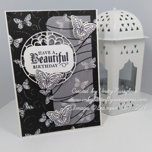 Botanical Butterfly Stampin' Up!