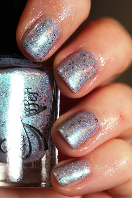 Ever After Polish I Wanna Be A Part of It a Road to Polish Con Exclusive