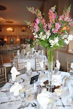 Weddings Hawthorne Hotel Lovely Ballroom Wedding