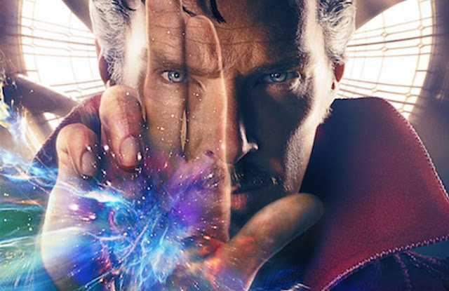 Witness the Sorcerer Supreme in First-Ever 'Doctor Strange' Trailer and Posters