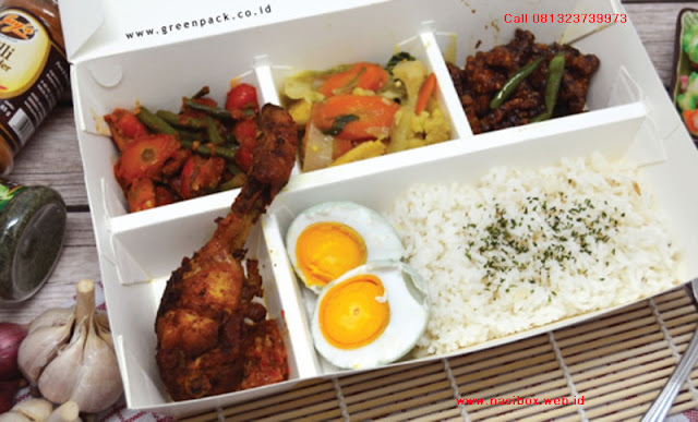 Box nasi food grade ciwidey