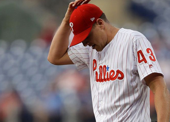 Pivetta and Phillies fall to Rockies