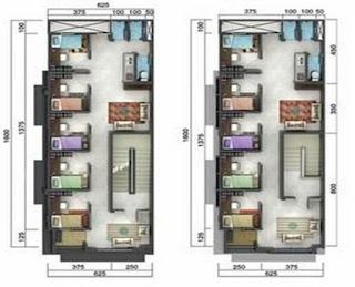 design denah rumah di medan