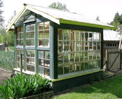 Dishfunctional designs more greenhouses made with for Bhg greenhouse