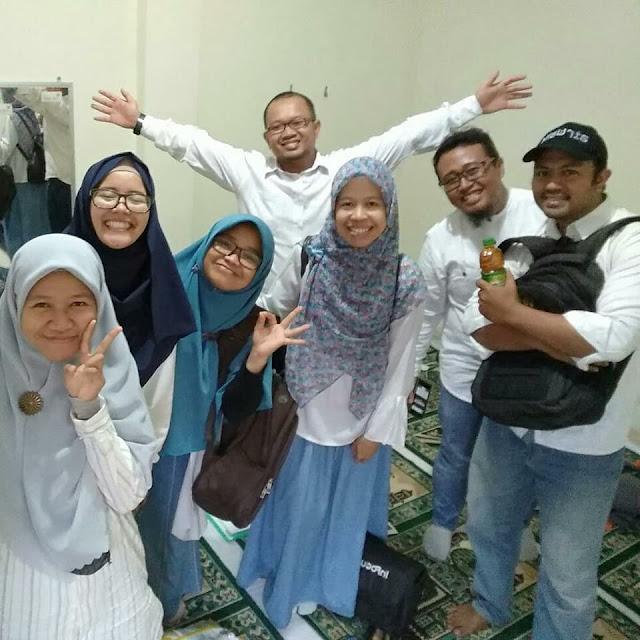 Tim BCT Bimbel Hafara Bandar Lampung