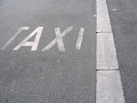 carril taxi