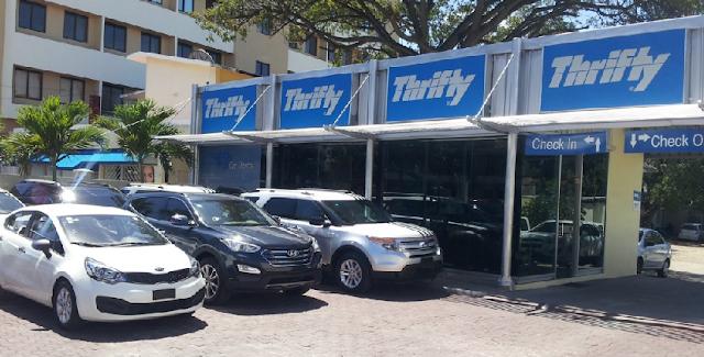 Quais as melhores empresas de aluguel de carro em Punta Cana