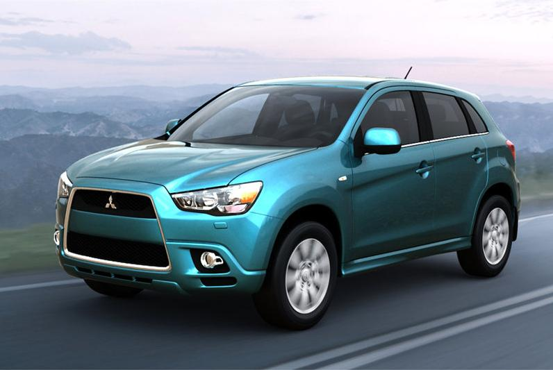 all types of autos: mitsubishi cars in japan
