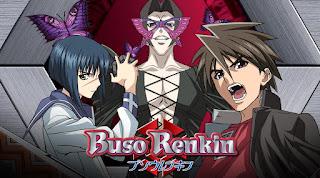 Busou Renkin – Todos os Episódios
