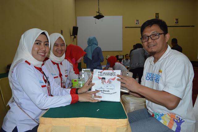 Grand Inna Daira Palembang Gelar Donor Darah