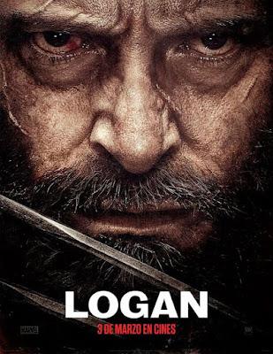 Cartel oficial español: Logan (2017)