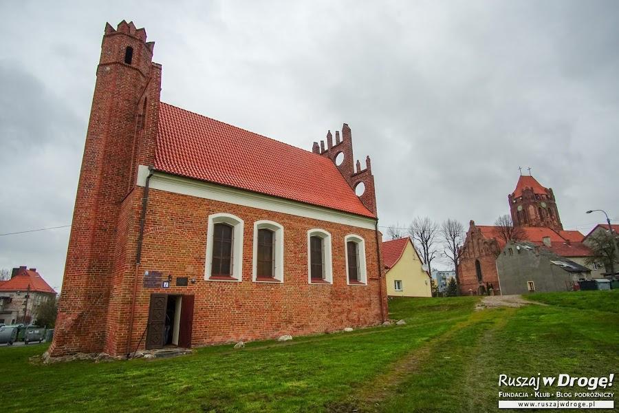 Prabuty - Kościół polski, dawna świątynia protestancka