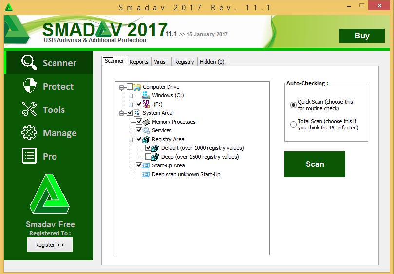مدون: Download/Update Smadav USB Antivirus