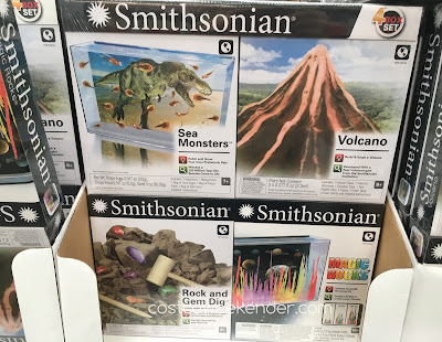 Make learning fun with the Smithsonian Science Kit 4 Box Set