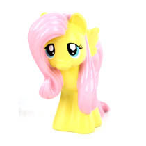 My Little Pony Soft Vinyl Figure Fluttershy Figure by Plush Apple