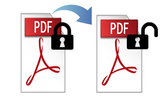 Cara membuka proteksi PDF