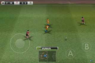 Download Game PES 2012 Apk Android