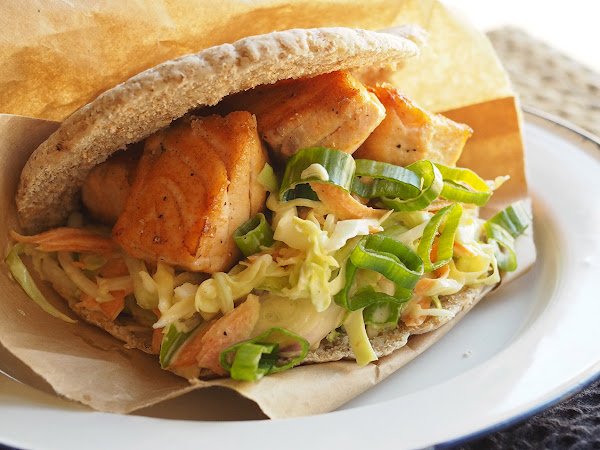 Lohipita on rennon maukasta street foodia