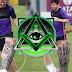 ما هو السر الدي تخفيه اوشام اللاعب ليونيل ميسي.Messi's Tattoo