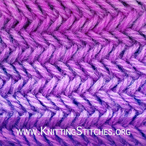 Ever wanted to learn how to knit the herringbone stitch? It's one of my favorites because of its simple, classic and minimalist look.