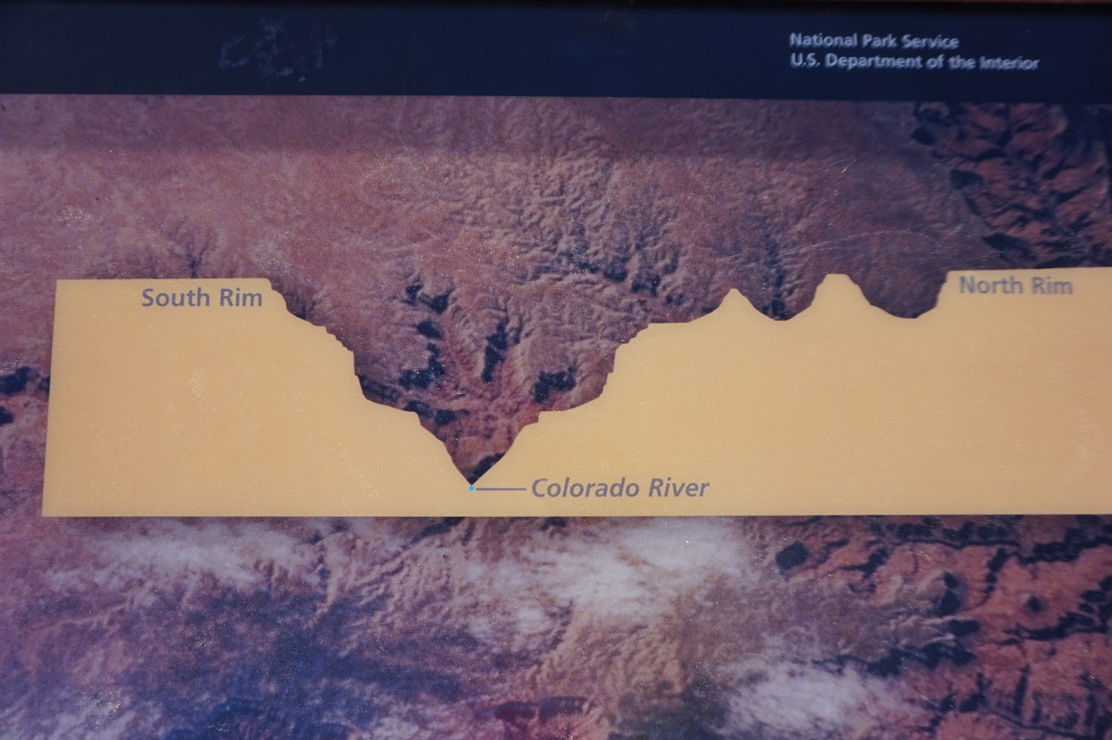 also if you look at the canyon they appear to resemble ancient temples towering above the river geologist clarence dutton named many of the canyon s