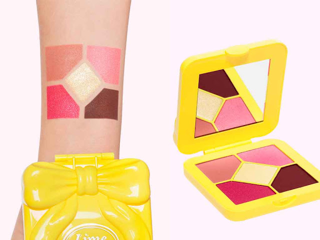 maquiagem Pocket Candy da Lime Crime