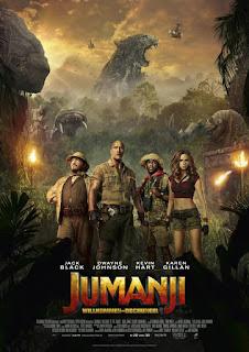 Rezension Jumanji Willkommen im Dschungel