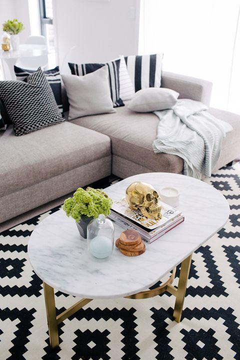 Motivos geométricos para decorar los suelos de tu hogar
