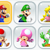 Como desbloquear o Luigi, Yoshi, Princesa Peach e o Toad em Super Mario Run