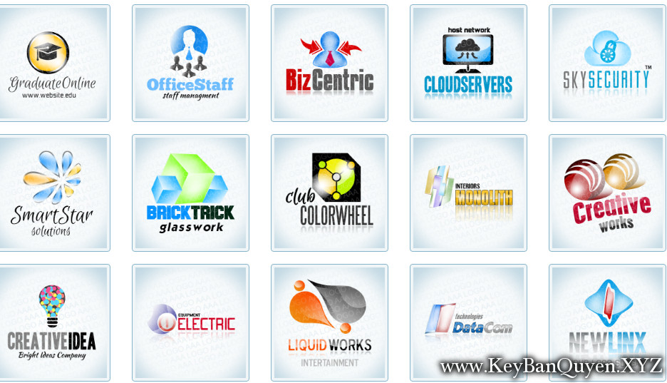 AAA Logo 5 Full Key Download, Phần mềm thiết kế LOGO siêu đẹp