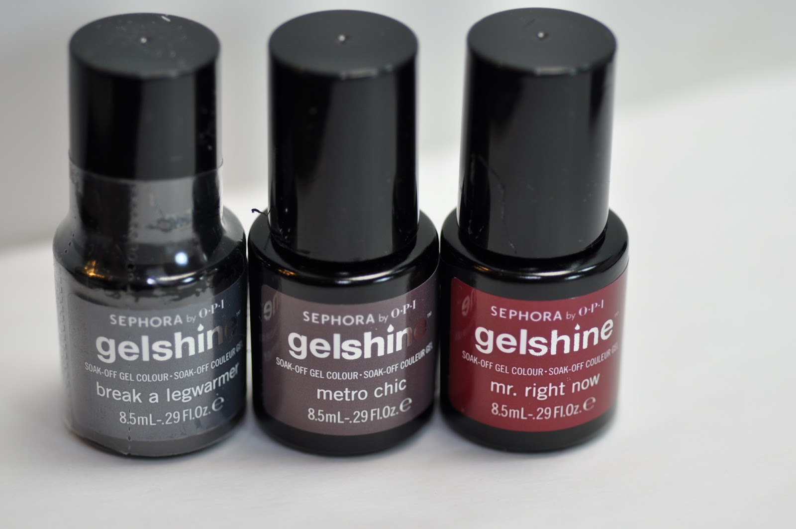 Sephora By Opi Gelshine At Home Gel Colour System Review