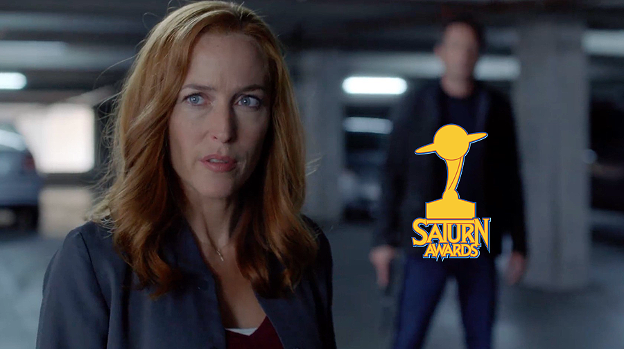 The X-Files Received Two Saturn Awards Nominations