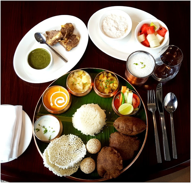 This Navratri savour a delightful Satvik meal at Hyatt Regency Chandigarh