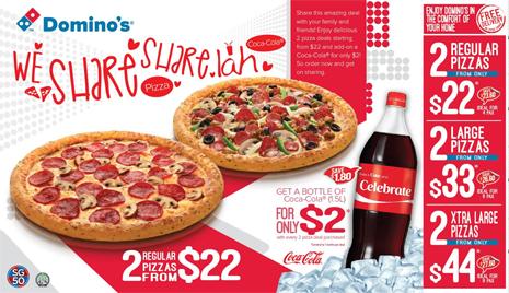 mundo das marcas domino 39 s pizza. Black Bedroom Furniture Sets. Home Design Ideas