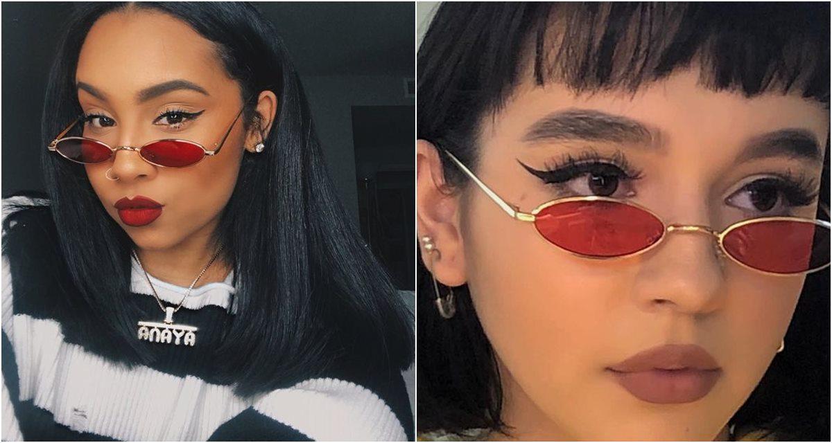 5 tendências de armação de óculos para 2018