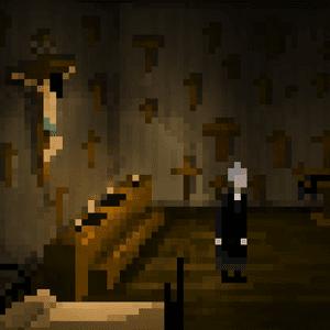Segundo capítulo de The Last Door jogo indie em pixel art