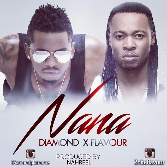 New AUDIO   Diamond Platnumz Feat Mr Flavour - Nana
