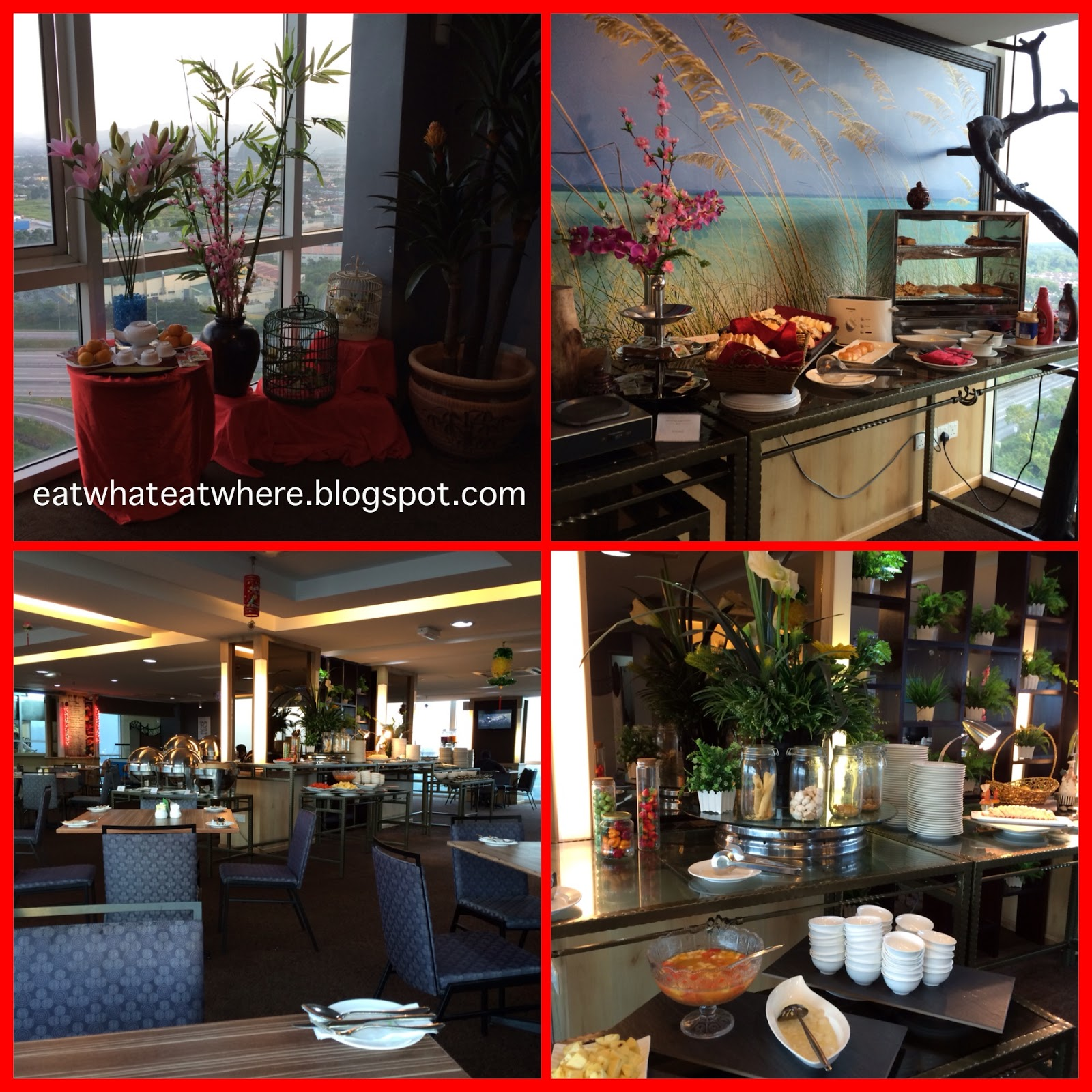 Eat what, Eat where?: Breakfast & Stay @ MH Hotel Ipoh