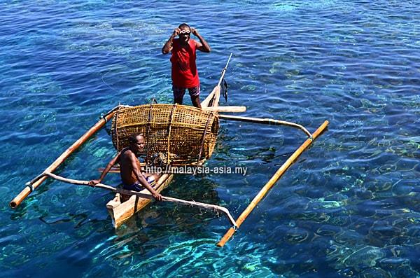 Alor Island Bubu Fishermen