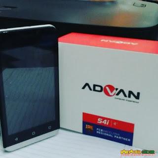 Spesifikasi Advan S4I Lengkap Dengan Kekurangan Dan Kelebihannya