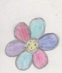 Lapin fleur
