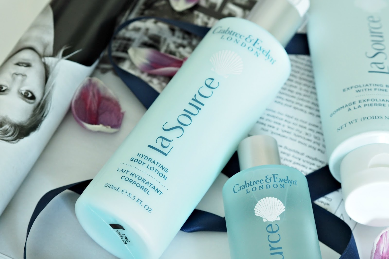 Crabtree & Evelyn La Source Hydrating Body Lotion
