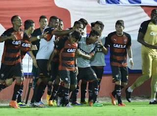 Vitória vence o Bahia e tem vantagem na semifinal da Copa do Brasil sub-20