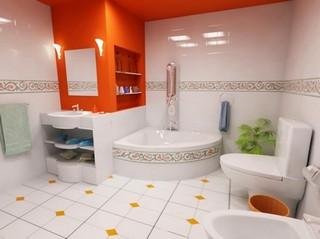 marmer lantai untuk kamar mandi