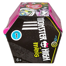 Monster High Single Lockers Series 1 Releases I Figure
