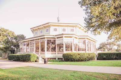 1880 Garten Verein Weddings Galveston