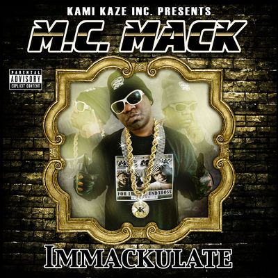 M.C. Mack - Immackulate - Album Download, Itunes Cover, Official Cover, Album CD Cover Art, Tracklist