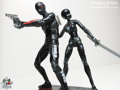 Review de S.H.Figuarts Body-kun, Body-chan y Tamashii Stage World Tour ver. ~