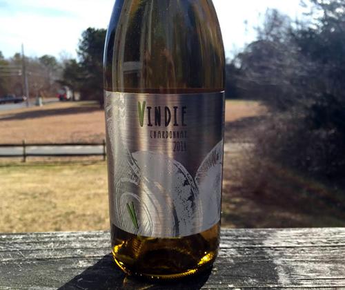 Vindie Sonoma Coast 2014 Chardonnay