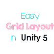 Easy Gridlayout in Unity 5
